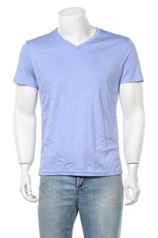 Pánské tričko  Calvin Klein, Velikost L, Barva Fialová, Bavlna, Cena  401,00Kč
