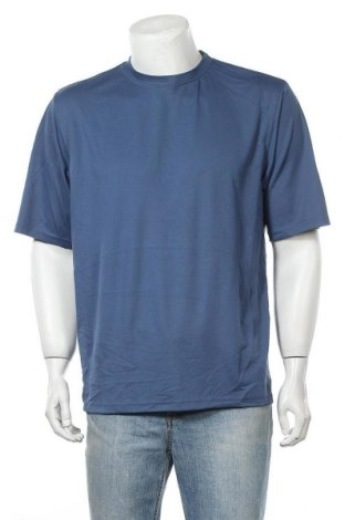 Мъжка тениска Extreme, Размер L, Цвят Син, Полиестер, Цена 7,35лв.