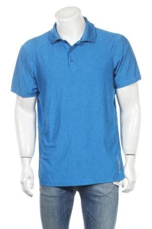 Мъжка тениска Head, Размер L, Цвят Син, 96% полиестер, 4% еластан, Цена 16,07лв.