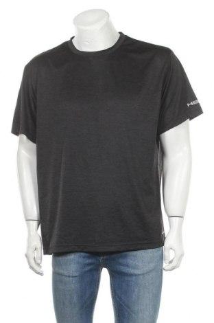 Мъжка тениска Head, Размер XL, Цвят Черен, Полиестер, Цена 17,01лв.
