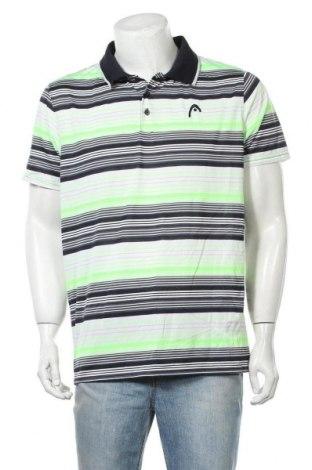 Мъжка тениска Head, Размер L, Цвят Многоцветен, Полиестер, Цена 6,62лв.