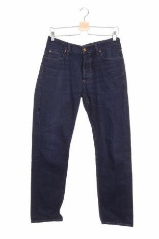 Мъжки дънки Carhartt, Размер M, Цвят Син, Памук, Цена 39,90лв.