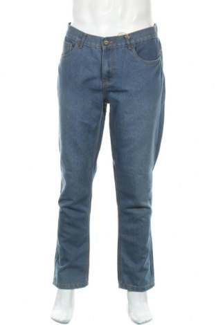 Мъжки дънки Infinity, Размер L, Цвят Син, 60% памук, 40% полиестер, Цена 20,16лв.