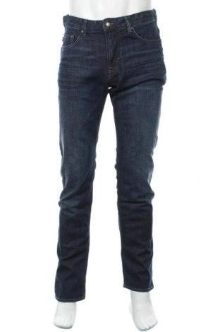 Мъжки дънки Joop!, Размер L, Цвят Син, 98% памук, 2% еластан, Цена 162,72лв.