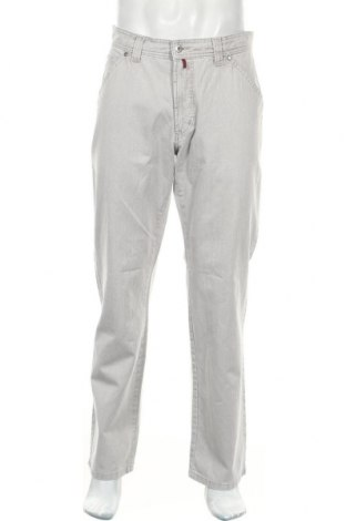 Мъжки дънки Pierre Cardin, Размер L, Цвят Сив, Памук, Цена 11,03лв.
