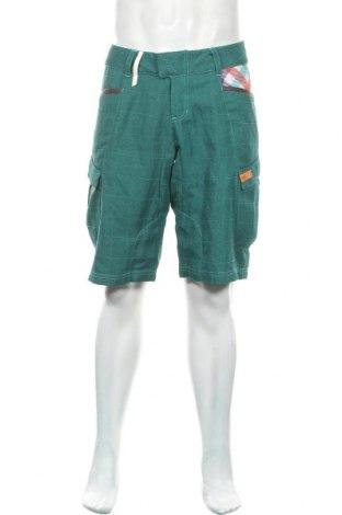 Pánské kraťasy, Velikost M, Barva Zelená, Cena  345,00Kč
