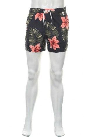Мъжки къс панталон Abercrombie & Fitch, Размер XS, Цвят Многоцветен, 100% полиестер, Цена 35,70лв.