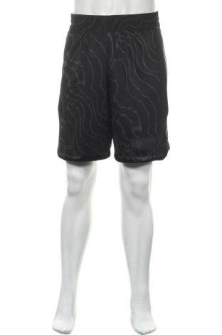 Мъжки къс панталон Adidas Neo, Размер L, Цвят Черен, Полиестер, Цена 14,70лв.