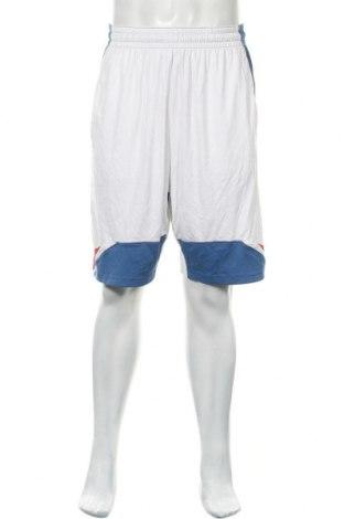 Мъжки къс панталон Air Jordan Nike, Размер M, Цвят Бял, Полиестер, Цена 33,60лв.