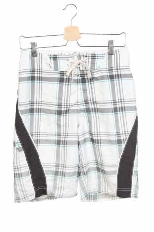 Мъжки къс панталон American Eagle, Размер XS, Цвят Многоцветен, Полиестер, Цена 22,05лв.