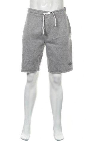 Мъжки къс панталон Angelo Litrico, Размер L, Цвят Сив, 80% памук, 20% полиестер, Цена 15,96лв.