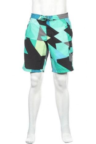 Мъжки къс панталон Armani Exchange, Размер M, Цвят Многоцветен, Полиестер, Цена 39,90лв.