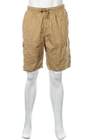 Мъжки къс панталон B Collection, Размер XXL, Цвят Бежов, Памук, Цена 15,75лв.