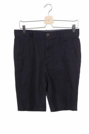 Мъжки къс панталон Burton of London, Размер S, Цвят Син, 98% памук, 2% еластан, Цена 36,75лв.