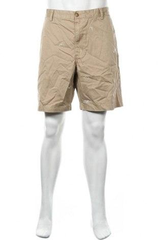 Pánské kraťasy Chaps, Velikost XL, Barva Béžová, Bavlna, Cena  185,00Kč