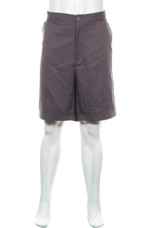 Мъжки къс панталон Fila, Размер 3XL, Цвят Сив, Полиестер, Цена 8,53лв.