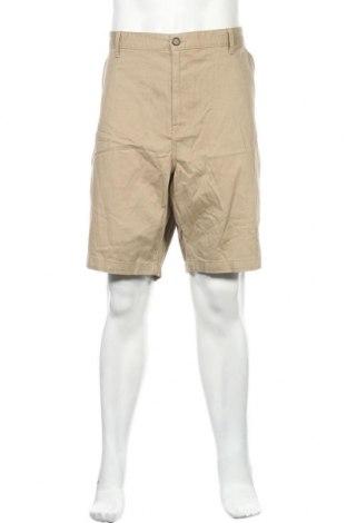 Pánské kraťasy George, Velikost XXL, Barva Béžová, 99% bavlna, 1% elastan, Cena  204,00Kč