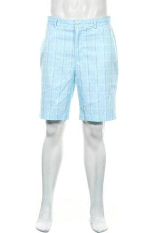 Ανδρικό κοντό παντελόνι Greg Norman, Μέγεθος L, Χρώμα Μπλέ, 96% πολυεστέρας, 4% ελαστάνη, Τιμή 4,38€
