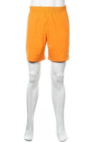 Мъжки къс панталон Head, Размер M, Цвят Оранжев, Полиестер, Цена 20,79лв.