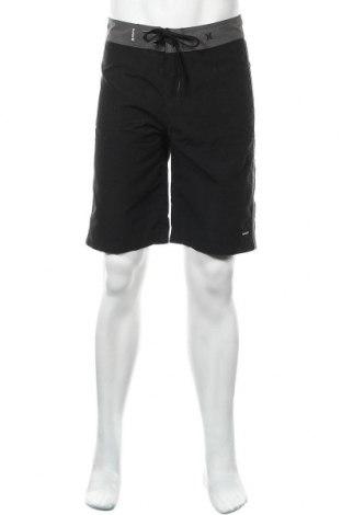 Pánské kraťasy Hurley, Velikost M, Barva Černá, 100% polyester, Cena  204,00Kč
