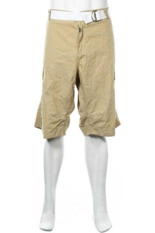 Мъжки къс панталон Infinity, Размер 4XL, Цвят Бежов, Памук, Цена 27,30лв.