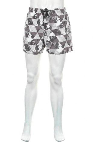 Мъжки къс панталон Infinity, Размер XXL, Цвят Сив, Полиестер, Цена 9,24лв.