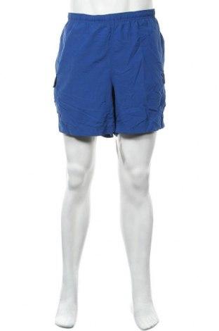 Мъжки къс панталон L.L. Bean, Размер XL, Цвят Син, Полиамид, Цена 5,51лв.