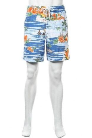 Мъжки къс панталон Merona, Размер S, Цвят Многоцветен, Полиестер, Цена 18,48лв.