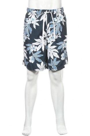 Мъжки къс панталон Merona, Размер XXL, Цвят Син, Полиестер, Цена 19,95лв.
