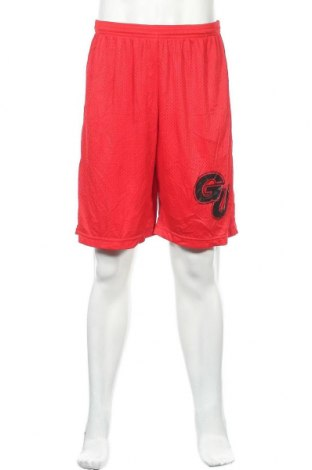Мъжки къс панталон Neff, Размер L, Цвят Червен, 100% полиамид, Цена 7,75лв.