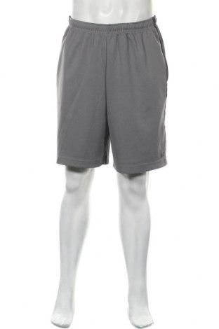 Ανδρικό κοντό παντελόνι New Balance, Μέγεθος M, Χρώμα Γκρί, Πολυεστέρας, Τιμή 9,10€