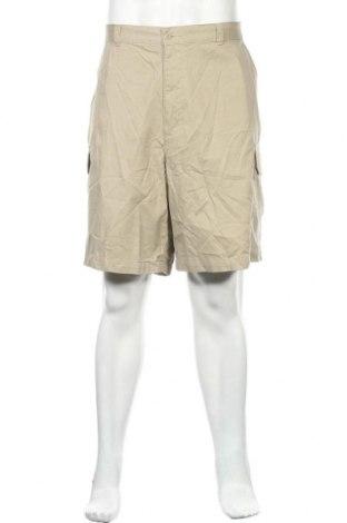 Мъжки къс панталон Puritan, Размер XXL, Цвят Бежов, 60% памук, 40% полиестер, Цена 5,51лв.