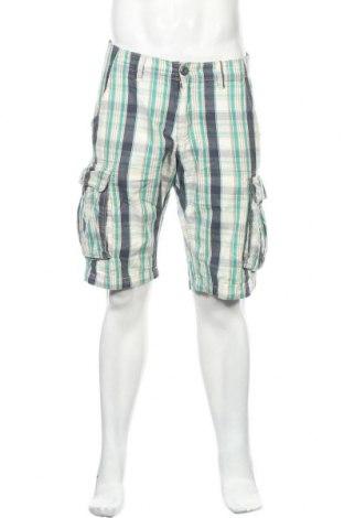 Мъжки къс панталон Q/S by S.Oliver, Размер M, Цвят Многоцветен, Памук, Цена 4,99лв.