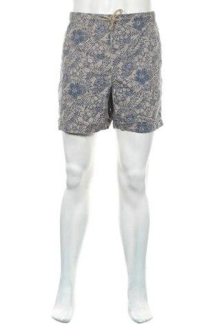 Мъжки къс панталон Route 66, Размер XL, Цвят Многоцветен, 97% памук, 3% еластан, Цена 13,86лв.