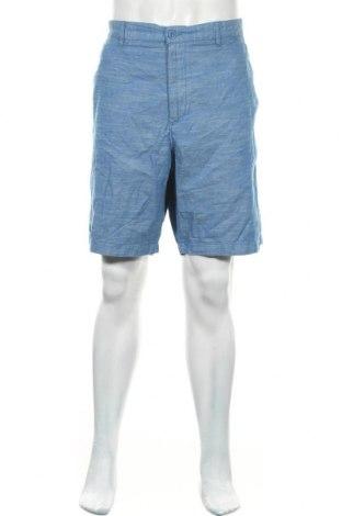 Мъжки къс панталон Route 66, Размер XXL, Цвят Син, Памук, Цена 9,56лв.