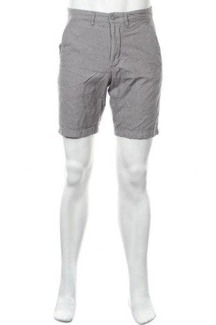 Мъжки къс панталон Route 66, Размер S, Цвят Сив, 99% памук, 1% други материали, Цена 23,94лв.