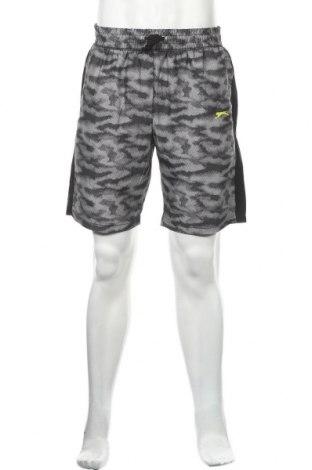 Мъжки къс панталон Slazenger, Размер M, Цвят Черен, Полиестер, Цена 14,18лв.