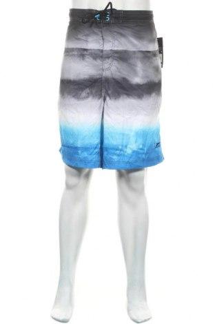 Мъжки къс панталон Speedo, Размер XL, Цвят Сив, Полиестер, Цена 20,58лв.