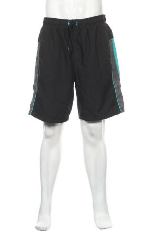 Мъжки къс панталон Speedo, Размер XL, Цвят Черен, Полиестер, Цена 16,07лв.