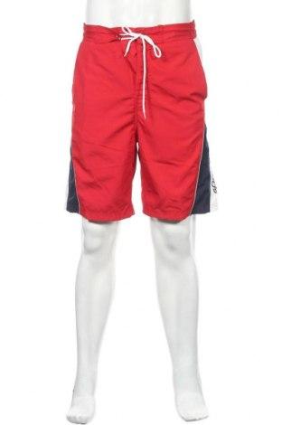 Мъжки къс панталон Speedo, Размер M, Цвят Червен, Полиестер, Цена 16,07лв.