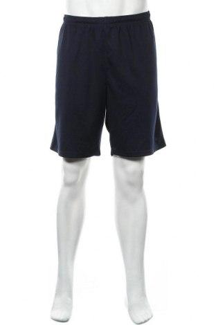 Мъжки къс панталон Sports Performance by Tchibo, Размер XL, Цвят Син, 100% полиестер, Цена 8,51лв.
