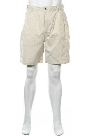 Мъжки къс панталон Wilson, Размер L, Цвят Бежов, Памук, Цена 19,53лв.