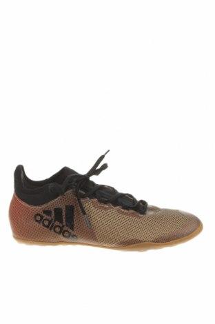 Мъжки обувки Adidas, Размер 42, Цвят Кафяв, Текстил, полиуретан, Цена 44,25лв.
