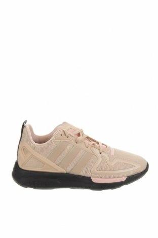 Ανδρικά παπούτσια Adidas Originals, Μέγεθος 40, Χρώμα  Μπέζ, Κλωστοϋφαντουργικά προϊόντα, Τιμή 57,60€