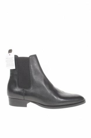 Мъжки обувки Last Studio, Размер 43, Цвят Черен, Естествена кожа, Цена 239,00лв.