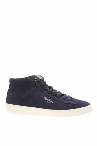 Încălțăminte bărbătească Pepe Jeans, Mărime 40, Culoare Albastru, Textil, Preț 228,62 Lei