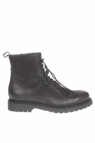Мъжки обувки Pier One, Размер 41, Цвят Черен, Естествена кожа, Цена 149,00лв.