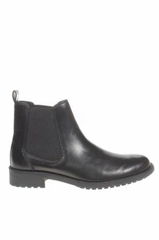 Мъжки обувки Pier One, Размер 41, Цвят Черен, Еко кожа, Цена 69,00лв.