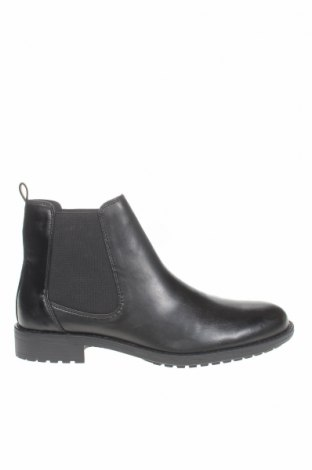 Мъжки обувки Pier One, Размер 46, Цвят Черен, Еко кожа, Цена 69,00лв.