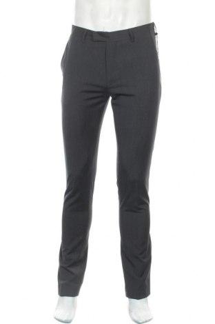 Мъжки панталон Avant Premiere, Размер M, Цвят Син, 75% полиестер, 25% вискоза, Цена 35,91лв.